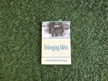"""""""Belonging Métis"""" by Catherine Richardson/Kinewesquao"""